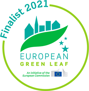 Logo for European Green Leaf Finalist